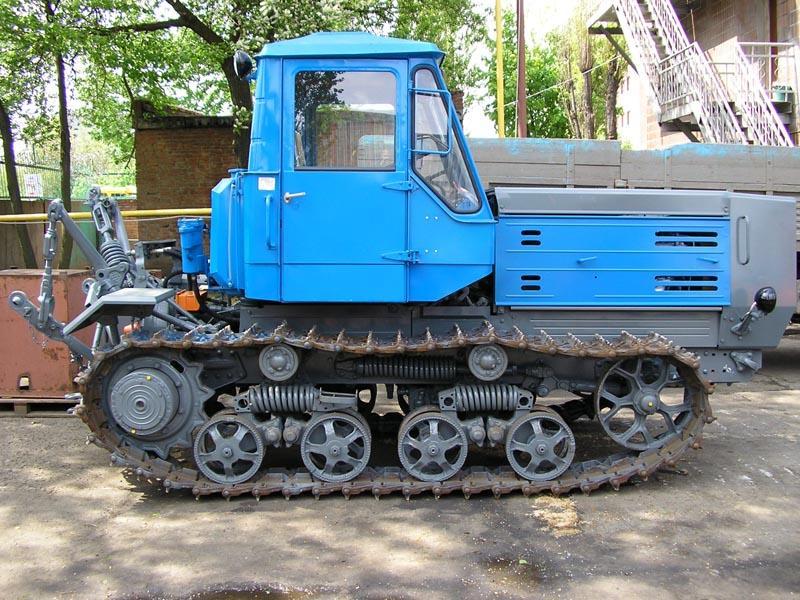 Т-150 (трактор)   Википедия